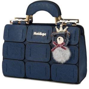 Handbags - Ladies PU Leather mini Handbag
